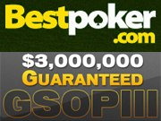 GSOP III at BestPoker
